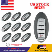 For Unlocked Nissan Altima Maxima 16 17 18 Remote Smart Entry Key Fob S180144310