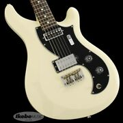 Paul Reed Smith S2 Vela Antique White Electric Guitar