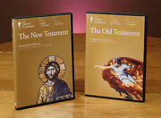 The Great Courses Old And New Testament Dvd Set 8 Total Dvds Christianity Theology