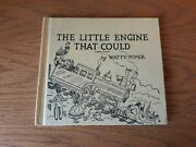 The Little Engine That Could By Watty Piper 1961