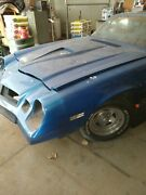 1979 Z28 Front Clip Complete,local Pickup Only Unless You Have A Tranporter.