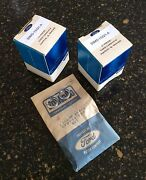 Nos Ford C9zz-15a214-a 1969-70 Shelby Gt Console Toggle Switches And Breakers Pr.