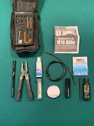 Gerber 5.56mm Military Soldiers Gun Weapons Cleaning Tool Kit M4/m16 22-01100