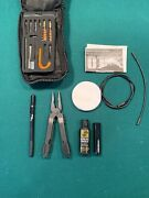 Gerber Military Soldiers 7.62 Mm Cleaning Kit With Sheath 22-01101