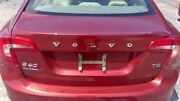 Trunk/hatch/tailgate With Rear View Camera Fits 14-18 Volvo S60 338728