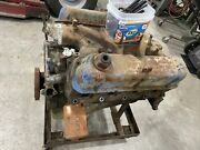 1968 Ford Mustang 289 Engine 4.7l Original Fomoco Free Shipping To Fastenal