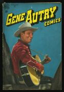 Gene Autry Comics Canadian Edition 1948 16 Completely Different Than Us Edition