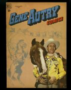 Gene Autry Comics Canadian Edition 1949 31 Different Than Us Edition Nice Shape