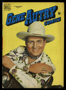 Gene Autry Comics Canadian Edition 1949 33 Different Than Us Edition Rough Shape