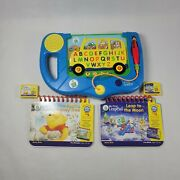 My First Leap Pad Learning Systemwith 2 Books And Cartridgespreschool Reading