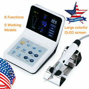 Dental Electric Endo Motor And Contra Angle R-smart Plus Endodontic Treatment Oled