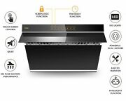 30 Stainless Steel Wall Mount Kitchen Range Hood 510 Cfm 3 Speed Control W/ Led