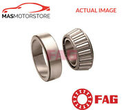 Wheel Bearing Kit Front Outer Fag 32309a G For Bova Futura 265kw
