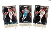 2020-21 Prizm Lamelo Ball Silver, Variation, Base Lot Of 3 Cards 🔥 Invest Roy