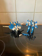 Robotech Legioss Tread Beta Fighter 1985 French Release Exclusive Complet