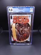 Walking Dead 27 Cgc 9.8 - 1st Appearance Of The Governor Image Comics