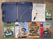 Leappad Learning Pad Plus Writing Leap Frog W/ Books