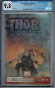 Cgc 9.8 Thor God Of Thunder 2 1st Appearance Of Gorr And All-black Necrosword