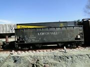 Ho Bevbel/athearn Hand Weathered Rolling Stock Lehigh Valley Lv Coal Hopper