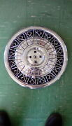 Nos 1980-90 Ford Lincoln Mercury Polished Hubcap Wire Wheelcover E3ac-1130-da