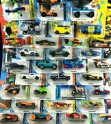 Hot Wheels - Kids Christmas Fun - Lot Of 8 - Mixed Cars And Trucks New In Package
