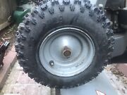 Craftsman Snow Blower Parts Rims And Tires Good / Used