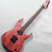 Strictly 7 Guitars Cobra Std6 Ht/t Blood Red Stain Electric Guitar