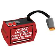 Msd 8727ct Circle Track Digital Soft-touch Rpm Limiter