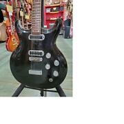 Acoustic Black Widow 70and039s Vintage Electric Guitar