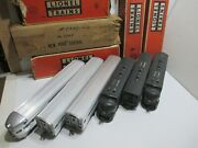 Lionel 2344 New York Central F-3 A-b-a Set And 3 Passenger Cars All With Boxes