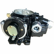 New Marine Carburetor For Mercruiser 2 Barrel 3.0l 4 Cyl With A Long Linkage