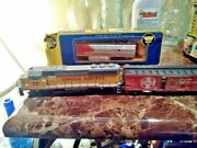 Rare Vintage Train Set Includes The Track And The Power Box Collectibles