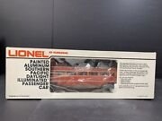 Vintage Lionel 6-9590 O Scale Southern Pacific Aluminum Daylight Combo S.1092