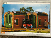 Pola 330911 G Scale Double Engine Shed