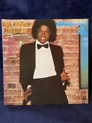 Michael Jackson Lp Off The Wall 1979 Half Speed Mastered Pressed In West Germany