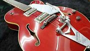 Gretsch Tennessee Rose 6119 Used Maple Body Maple Neck Hardcase