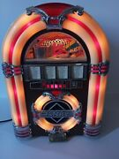Crosley Jukebox Cr11 Collectors Edition Radio And Tape Player Limited No.3800