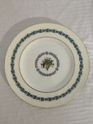 Wedgewood Appledore Set Of 19 Vintage China Plates Coffee Cups
