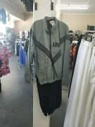 Us Army 3 Pc. Pt Long Sleeve T Shirt And Pants And Jacket Size Lr