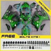 Airbrushed Fairings Bodywork Complete Fit Gsxr600 750 2004-2005 98 E4