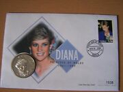 Zambia1998dianacoin Fdcexcellent.