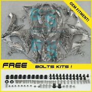 Airbrushed Fairings Bodywork Complete Fit Yamaha Yzfr1 Yzf-r1 2007-2008 23 E4