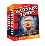 Barnaby Jonesthe Complete Collection 179 Episodes