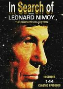 In Search Ofthe Complete Collection Of Leonard Nimoy 6800