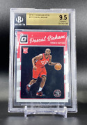 Pascal Siakam 2016-17 Optic 171   Rookie Card   Bgs Graded   Volume Discount