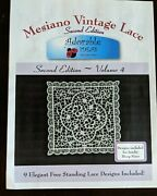 Mesiano Vintage Lace Vol 4 John Deer Adorable Ideas Embroidery Design Cds