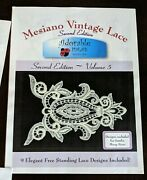 Mesiano Vintage Lace Vol 5 John Deer Adorable Ideas Embroidery Design Cds