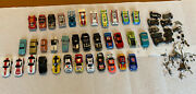 Lot Vintage Aurora Afx Tyco Slot Cars And Extra Parts Ho Car Ccami