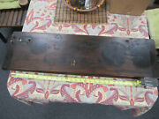 For Parts Antique Atwater Kent Model 12 Breadboard Wood Plank As Pictured Andlob