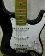 Fender Usa American Vintage And03957 Stratocaster Used Maple Fretboard W/hard Case